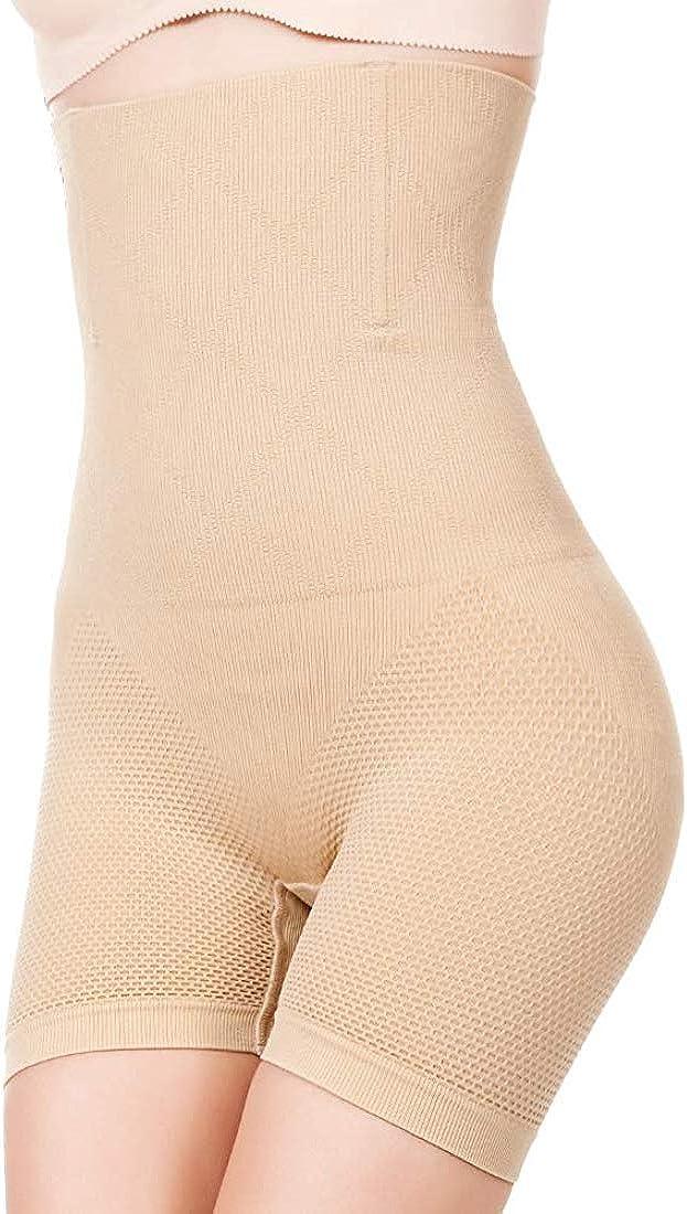Intimo Modellante da Donna Guaina Contenitiva a Vita Alta Dimagrante Pancera Mutanda Contenitiva Fascia Elastica Shapewear da Donna
