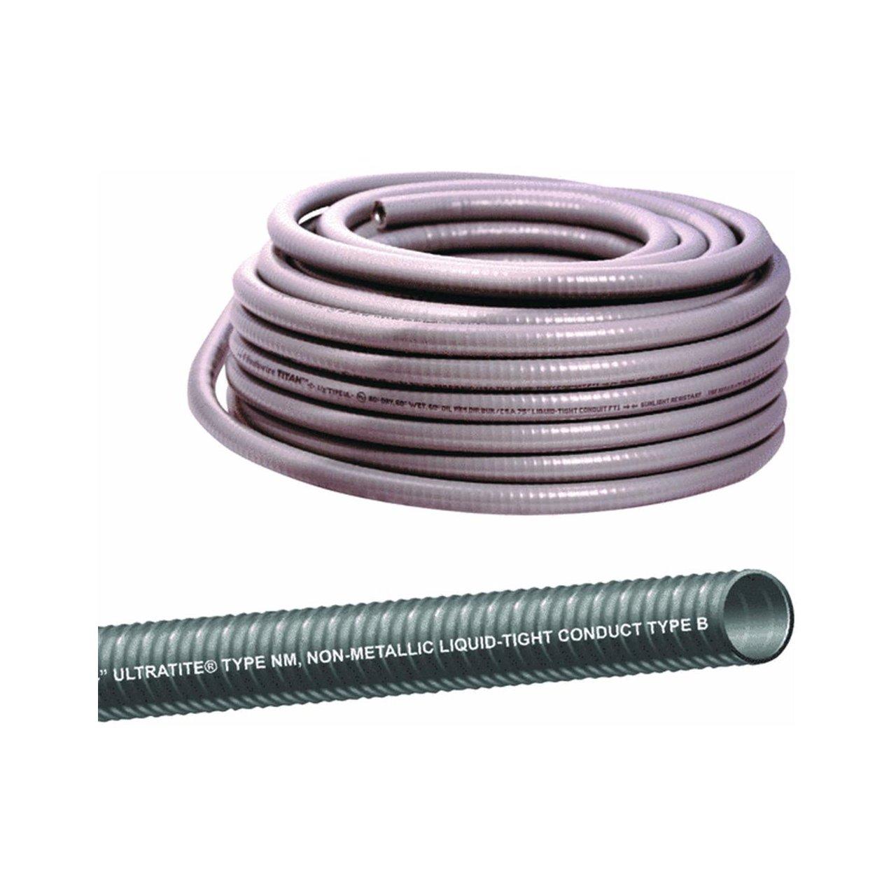 Southwire 55094322 Liquidtite 3/4 in. X 50 ft. Ultratite Non-Metallic Conduit