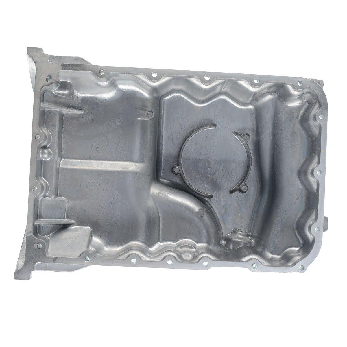 A-Premium Engine Oil pan for Honda Accord 2003-2007 V6 3.0L Odyssey Acura TL 11200-RDA-A00 PremiumpartsWhosale