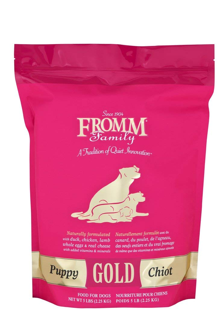 7.Fromm Puppy Gold Dry Dog Food