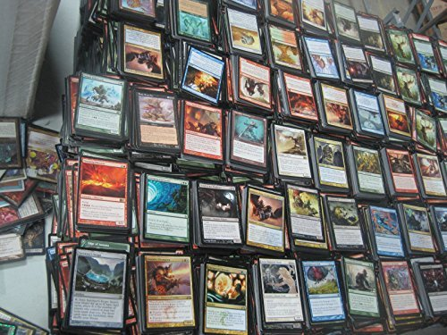 Over 500 Assorted Magic: The Gathering MTG Cards with Rares! by Magic: the Gathering