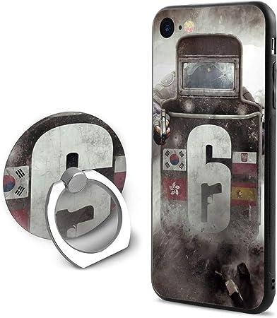 coque iphone 8 rainbow 6 siege