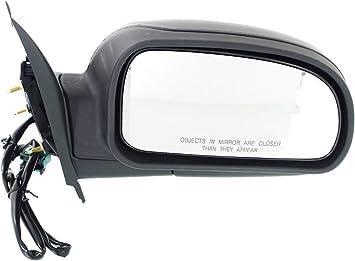 Side View Door Mirror Passenger Right RH R Power Heated for Trailblazer Envoy