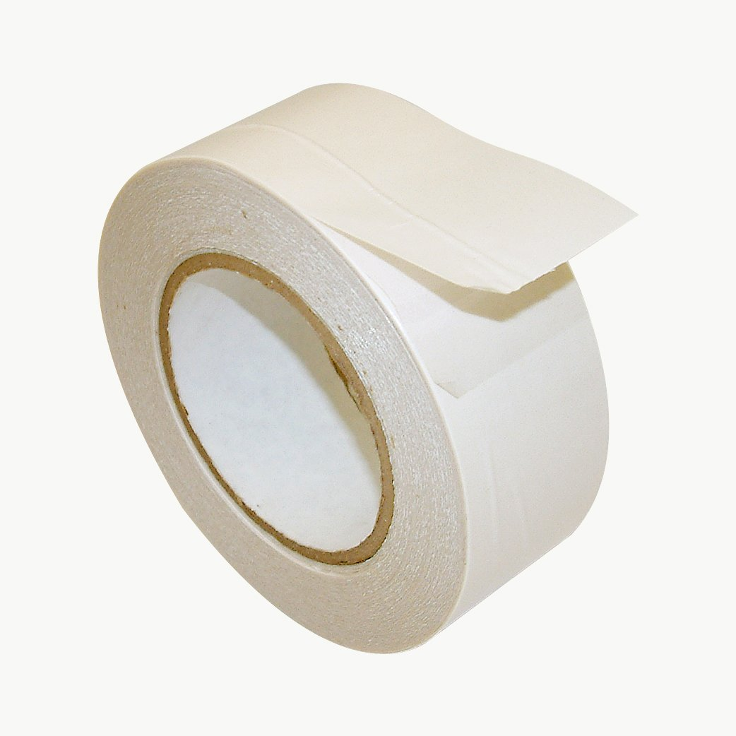 : 1//2 x 60 yd Rubber Adhesive Clear J.V Converting DC-1114//CLR0560 JVCC DC-1114 Double Coated Film Tape