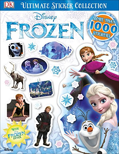 Ultimate Sticker Collection: Disney Frozen: With Disney Frozen Fever]()