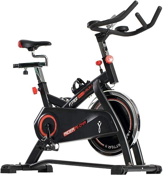 FYTTER - Bicicleta De Spinning Ri-04R: Amazon.es: Deportes y aire libre