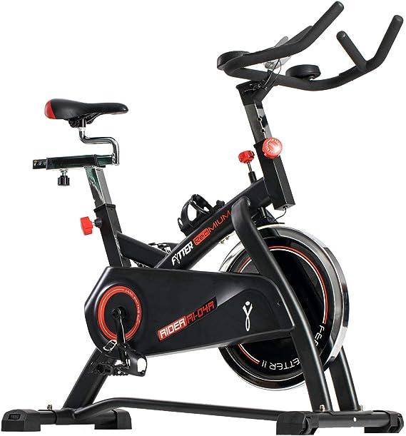 FYTTER - Bicicleta De Spinning Ri-04R: Amazon.es: Deportes y aire ...