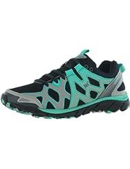 361 Ascent Women's Running Shoes Size US 10, Regular Width, Color Black/Grey/Mint