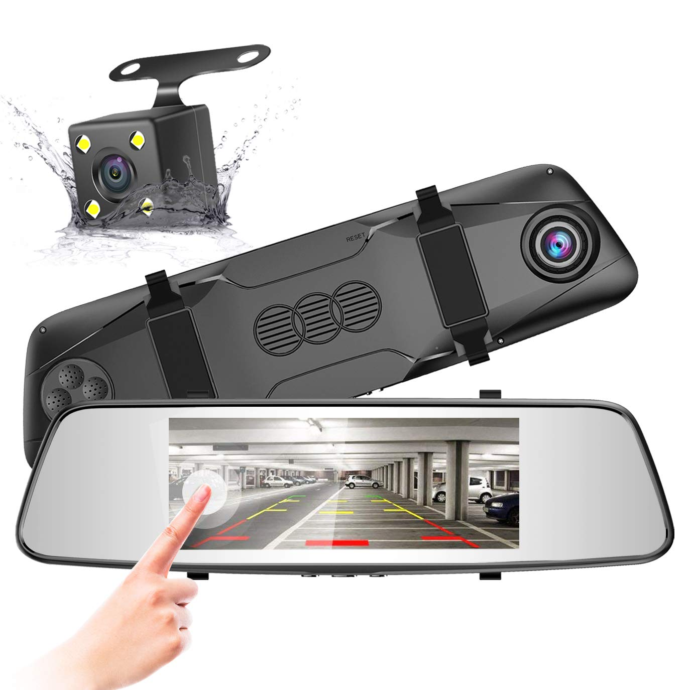 Best Dash Cam for Truckers 5