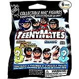 TeenyMates NHL Series 2 - Goalie Figures - Pack of 6 Mystery Packs