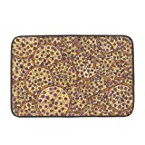 MRS Kempf Go Away Doormat, 16 by 27 by 1-Inch