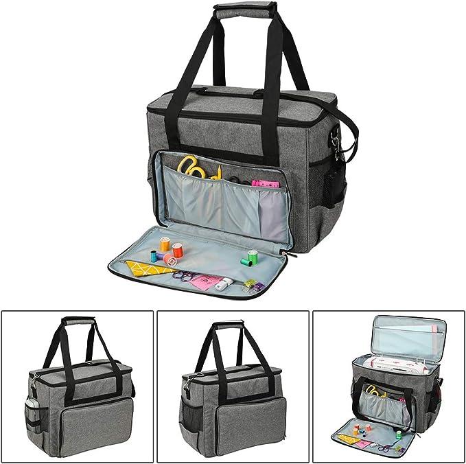 Takefuns - Bolsa de almacenamiento para máquina de coser, bolsa de ...