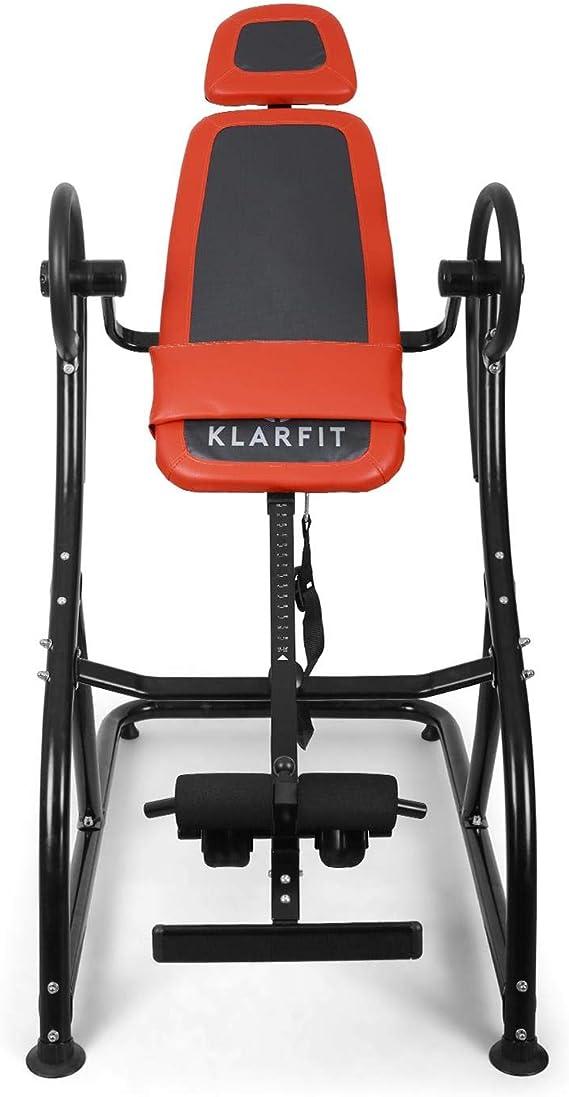 Klarfit Relax Zone Comfort tabla de inversión (150 kg de peso ...