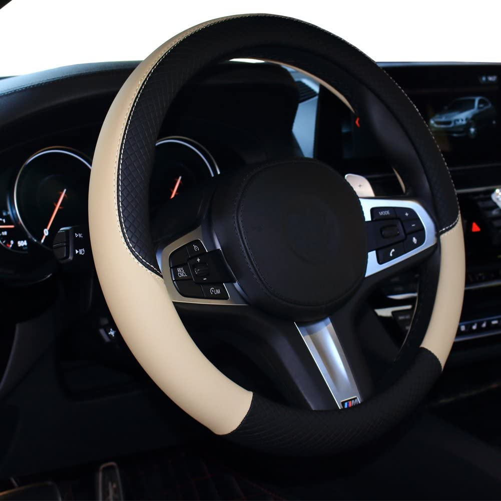 Shiawasena Car Steering Wheel Cover