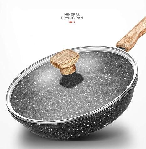 Sartenes, Aluminio Fundido de Primera Calidad 20/24 cm Sartén ...