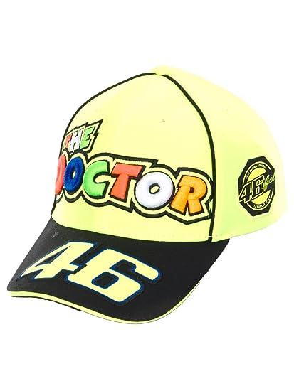VR46 VRMCA262728 - Gorra Valentino Rossi Oficial 2017 The Doctor 46