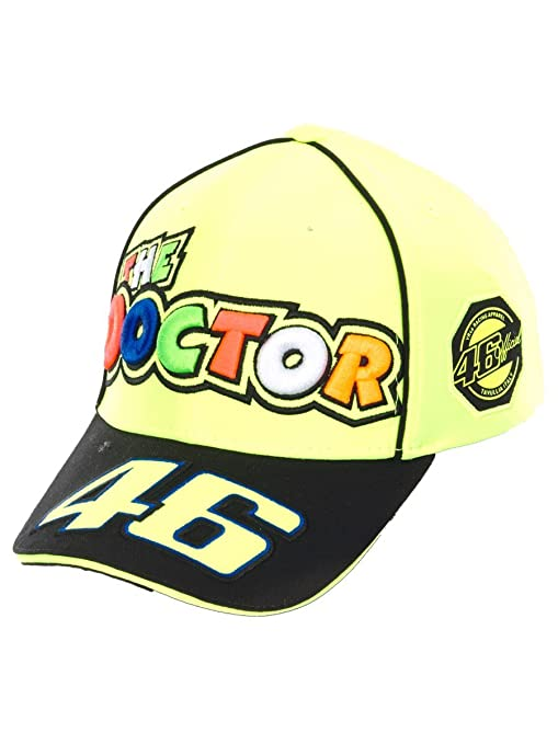 VR46 VRMCA262728 - Gorra Valentino Rossi Oficial 2017 The Doctor ...