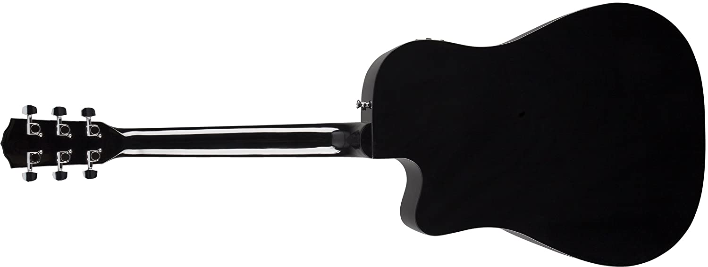 Fender CD-140SCE BK · Guitarra acústica: Amazon.es: Instrumentos musicales