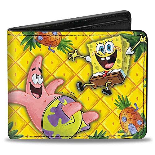 Buckle-Down Bifold Wallet SpongeBob]()