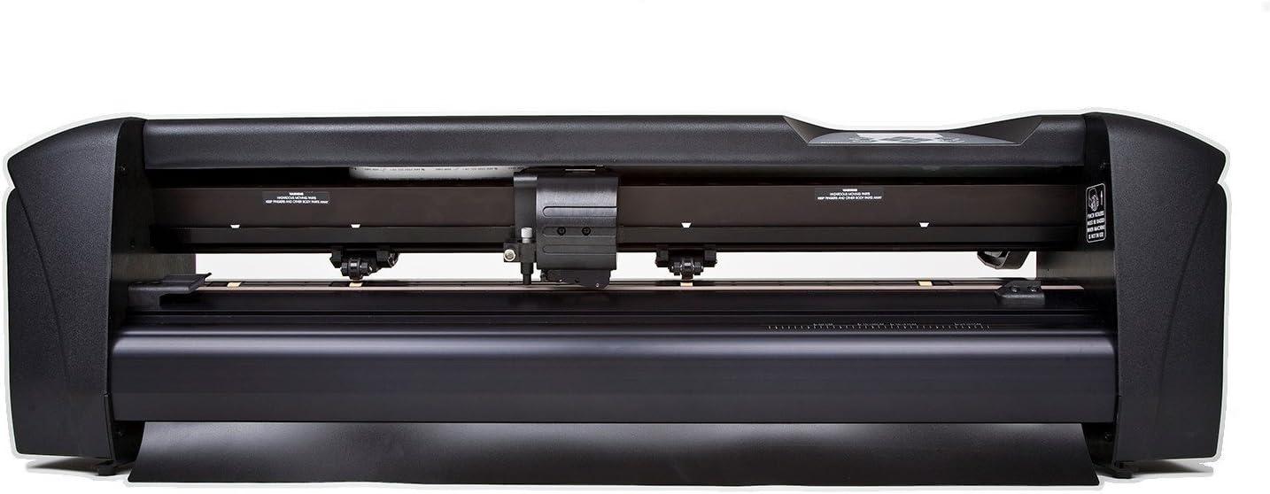 Plotter de Corte summa Cut d60r FX, hasta a 60 cm, ripetibilità 8 m, Sensor Opos X: Amazon.es: Informática