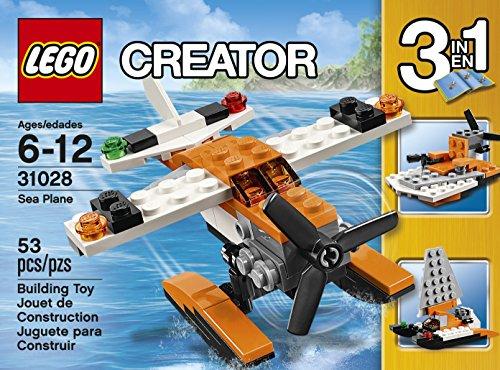 Amazon Lego Creator Sea Plane Toys Games