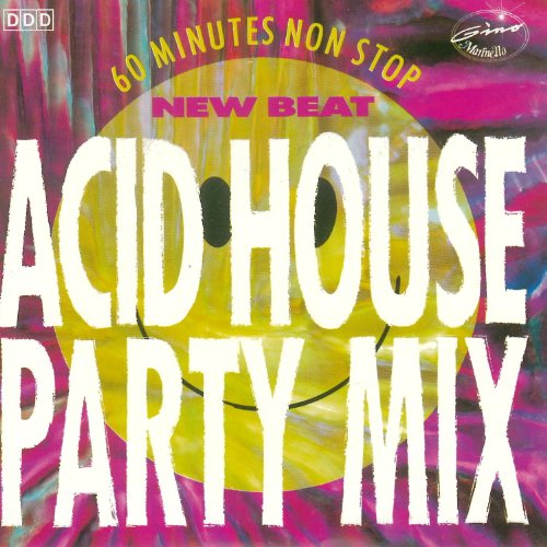 Acid house party mix by acid j t fritss on amazon music for Acid house party