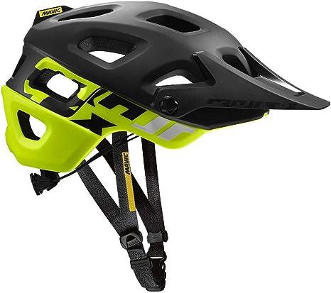 MAVIC Crossmax Pro - Casco de Bicicleta - Verde/Negro Contorno de ...