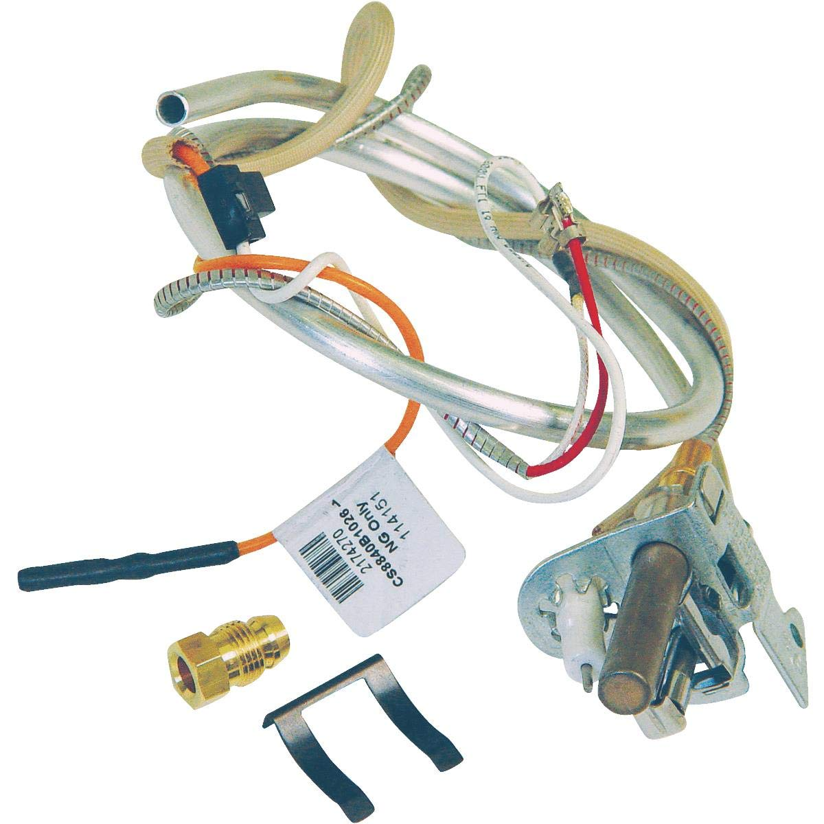 Reliance Water Heater 9007876 Gas Thermopile Assembly, Pack of 1 by Reliance Water Heater