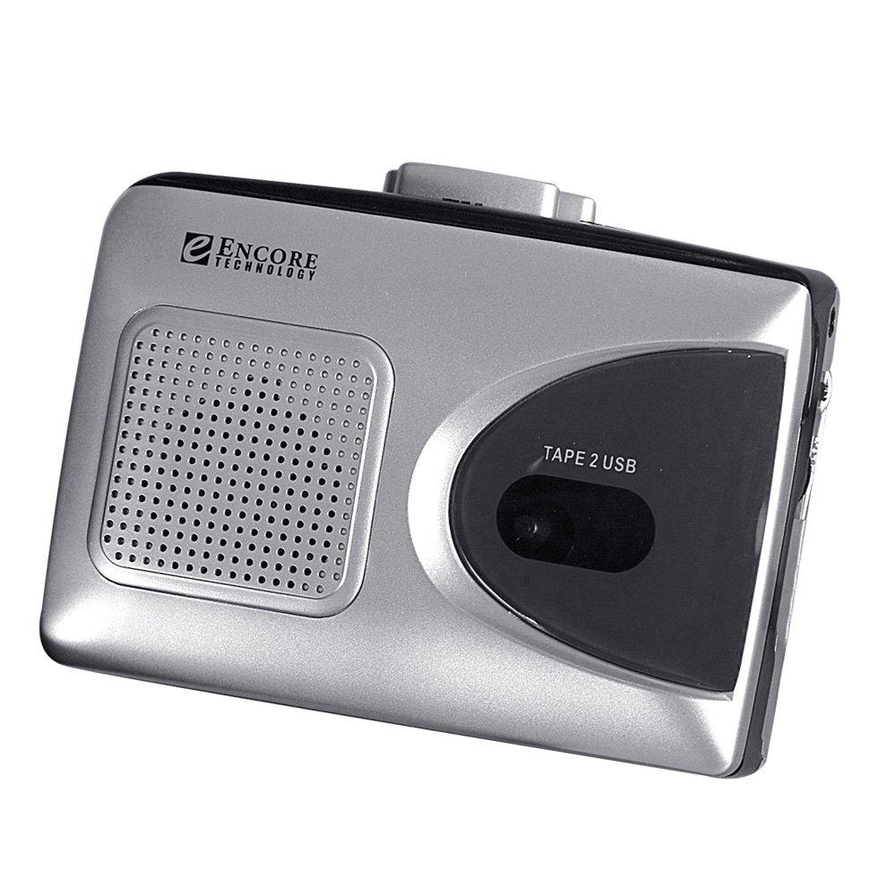 Encore Technology Portable Cassette Converter by Encore