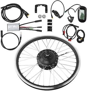 Vbest life Kit de conversión eléctrica de Bicicleta LCD de 28 ...