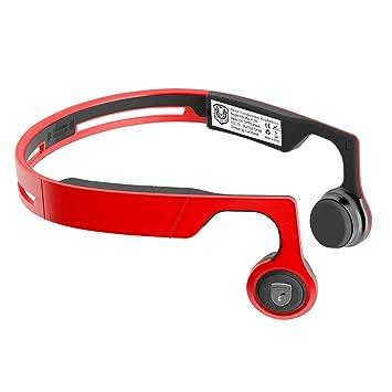 Soja oreja Shield Auriculares de conducción ósea auriculares con 8 ...