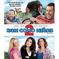 Son Como Niños, Volumen 2 [Blu-ray]