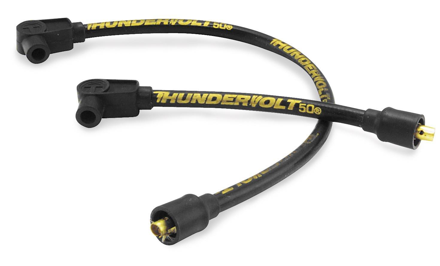Sumax Thundervolt 10.4mm Black Spark Plug Wires 52036