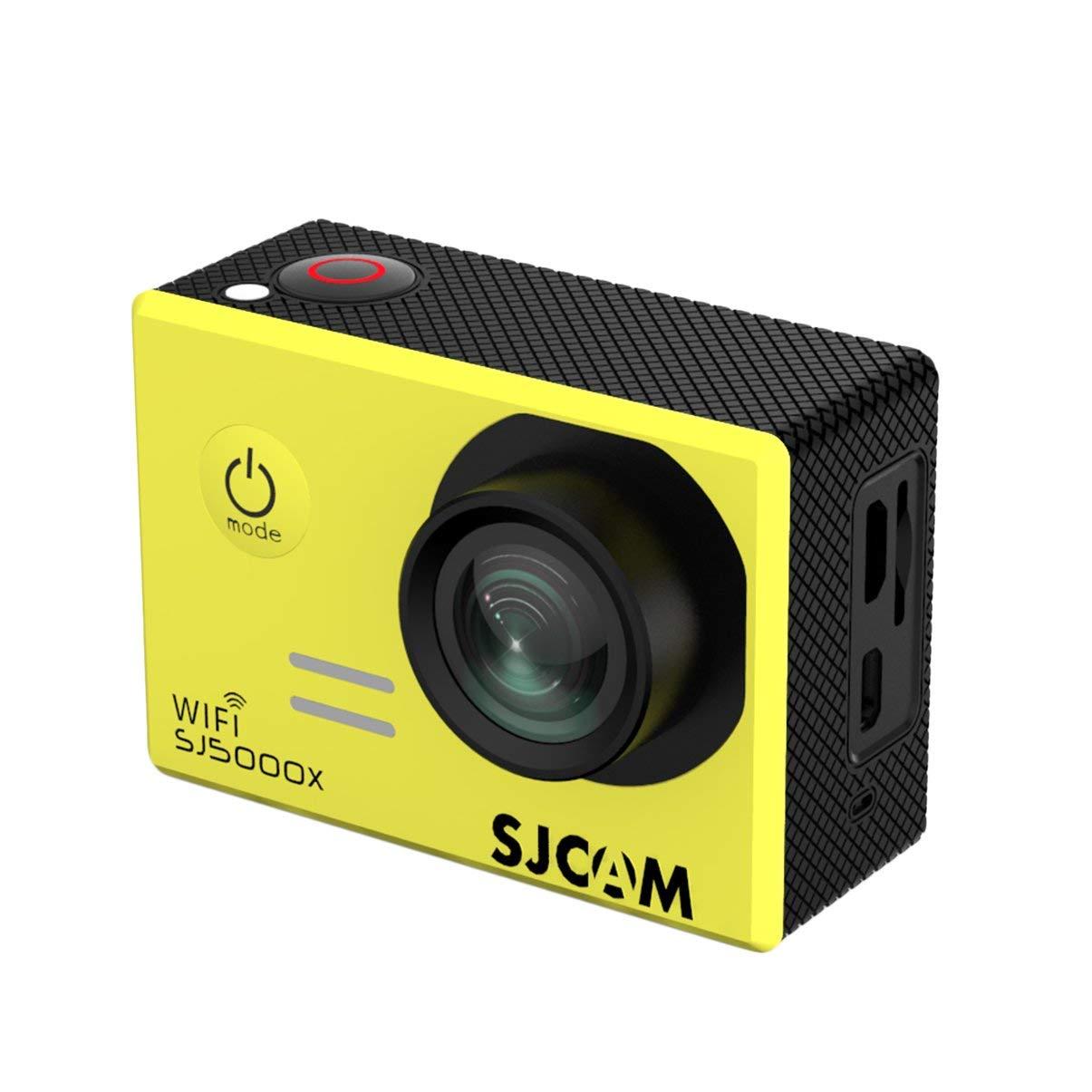 JullyeleDEgant SJCAM SJ5000X Action Sport Kamera Elite Unterwasser Camcorder 30 mt Wasserdichte Kamera Ultra-HD 4 Karat für Outdoor