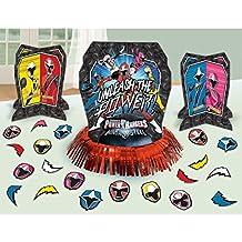 Power Rangers Ninja Steel Table Decorating Kit