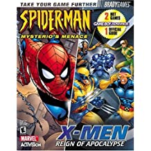 X-Men: Reign of Apocalypse / Spider-Man: Mysterio's Menace Official Strategy Guide