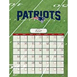 Turner Perfect Timing New England Patriots Jumbo Dry Erase Sports Calendar (8921015)