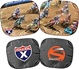 Smooth Industries Racer X Windshield Sun Shade