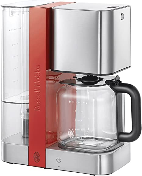 Russell Hobbs Steel Touch 18503-56 - Cafetera de goteo con ...