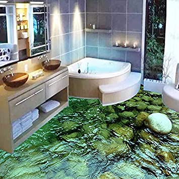 Benutzerdefinierte 3D Bodenaufkleber Wandmalereien Pvc ...