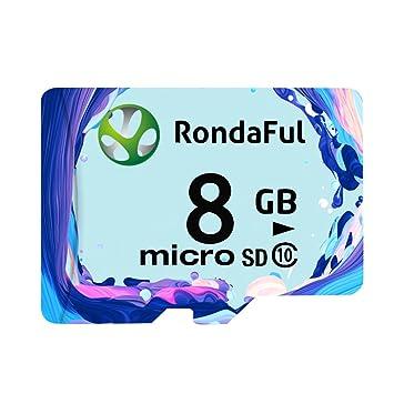 Tarjeta TF tarjeta Clase 10 capacidad real 8 GB 16 GB 32 GB ...