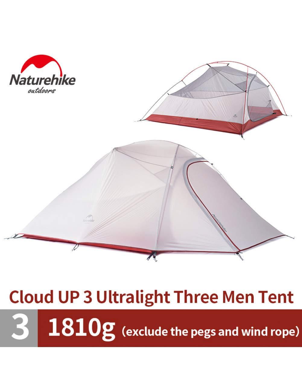 MDZH Zelt 1 2 3-Personen-Campingzelt Im Freien Freien Freien Ultraleichte Lagerausrüstung B071RSJGJ2 Firstzelte Bestätigungsfeedback 06c69e