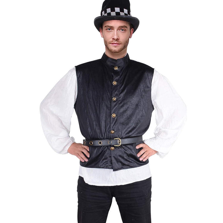 Steampunk Pirate Vest