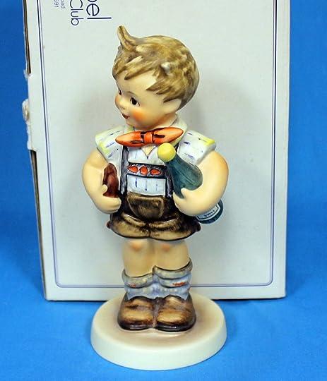 Hummel Goebel Figurine Valentine Joy 399