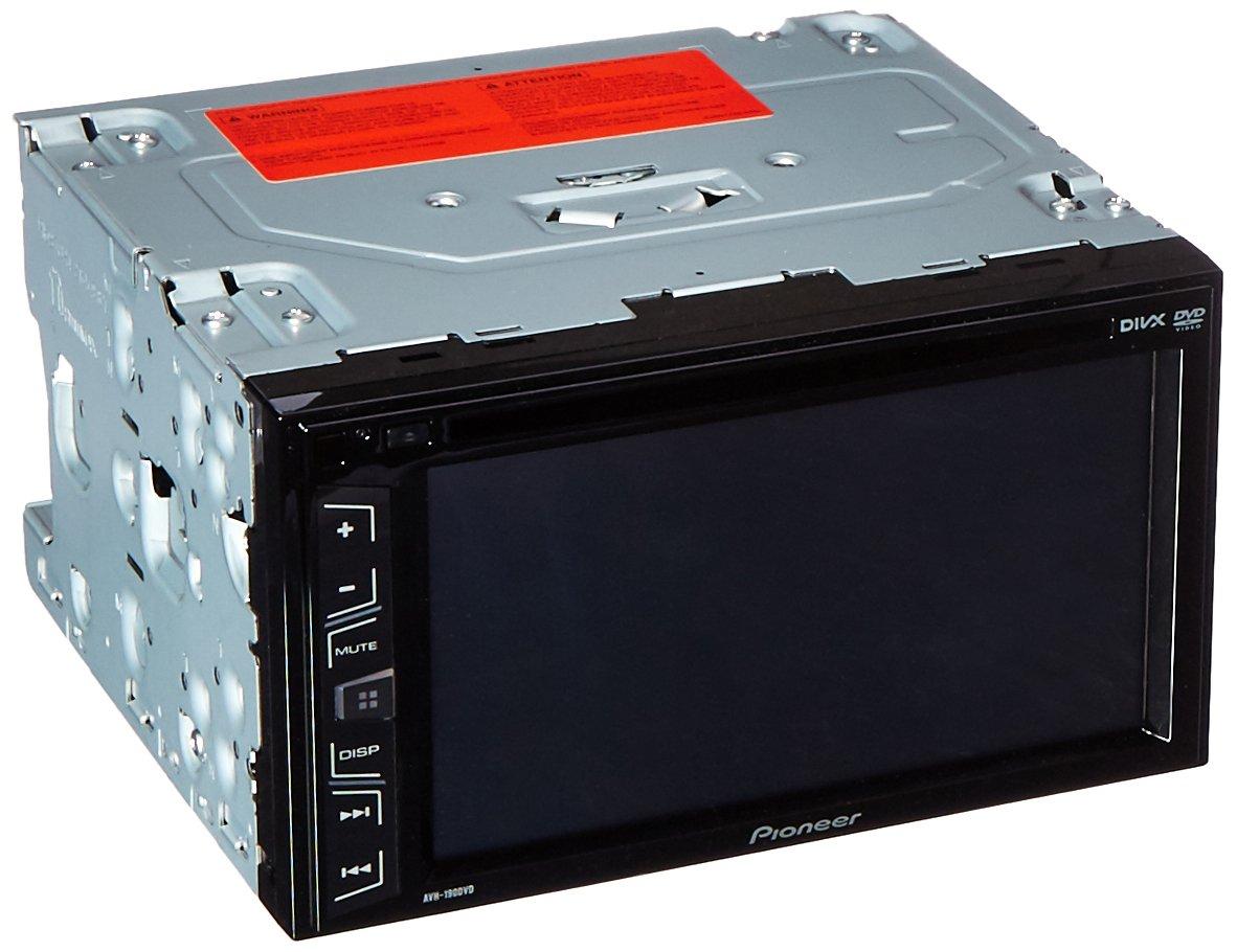 Pioneer AVH-190DVD - Multimedia DVD Receiver with 6.2'' WVGA Display