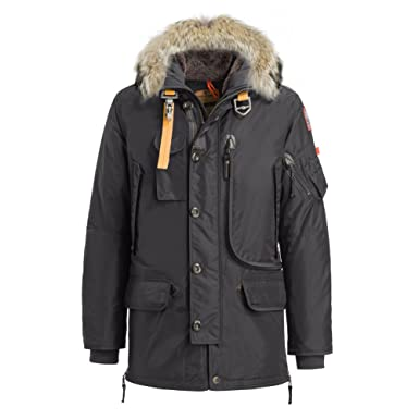 Parajumpers | Kodiak Masterpiece – Homme – Anthracite - Noir - Small