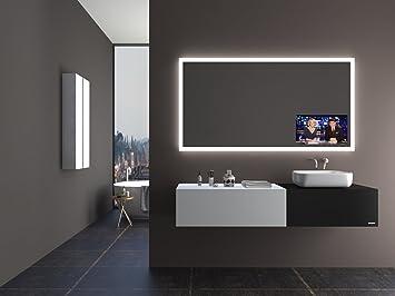 Tv In Spiegel : Tv spiegel t mit a led beleuchtung b cm h cm