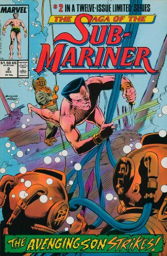 Saga of the Sub-Mariner, Edition# 2