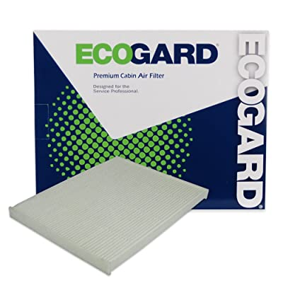 Ecogard XC10011 Cabin Air Filter: Automotive
