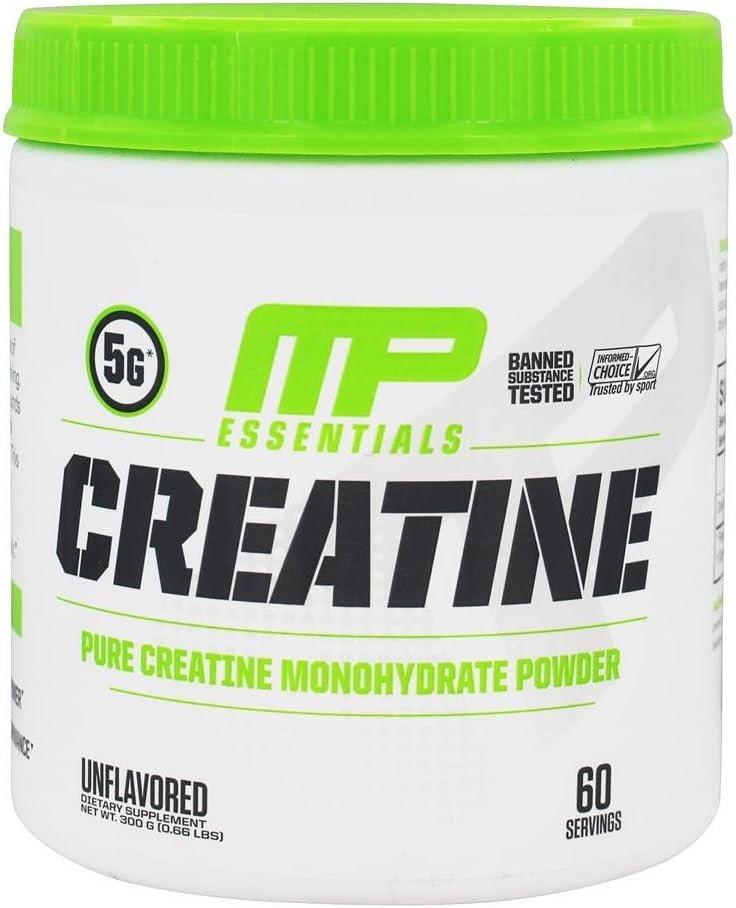 Amazon.com: MP Essentials Micronized Creatine, Ultra-Pure 100 ...